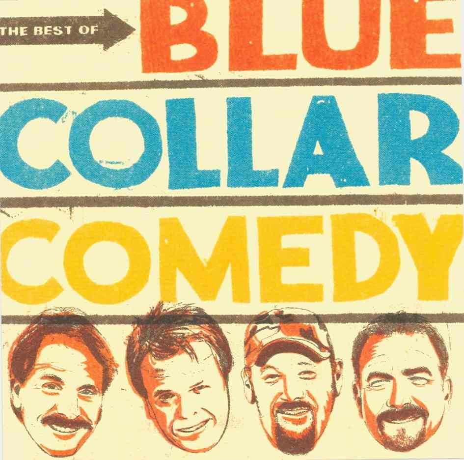 BEST OF BLUE COLLAR COMEDY BY BLUE COLLAR COMEDY (CD)